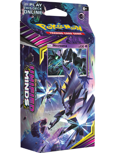 Pokemon TCG: Sun & Moon 11 Unified Minds Laser Focus Theme Deck